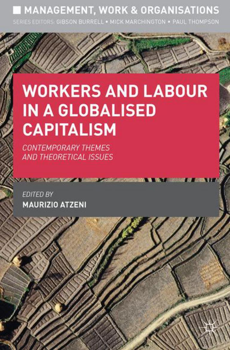 Palestra: Um novo conceito de trabalho e de resistência dos trabalhadores para o século XXI