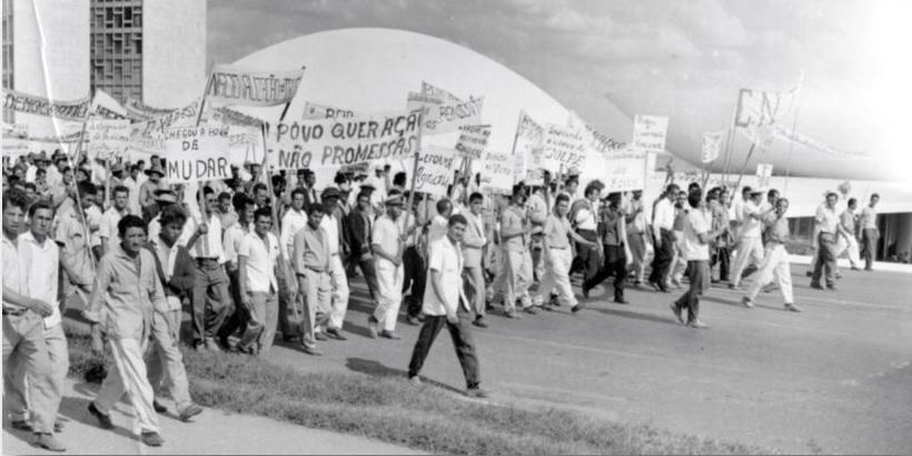 Mesa-redonda: Trabalhadores e Nacional Desenvolvimentismo: Estudos e abordagens recentes