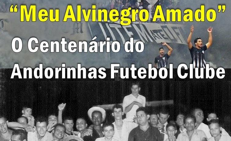 """""""Meu Alvinegro Amado"""": o centenário do Andorinhas Futebol Clube"""