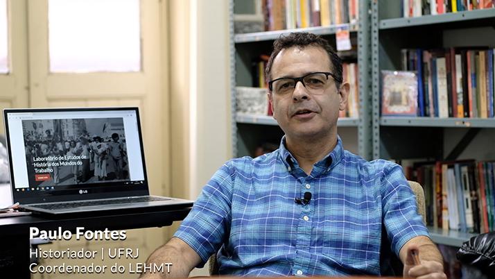 Apresentação do LEHMT | Paulo Fontes