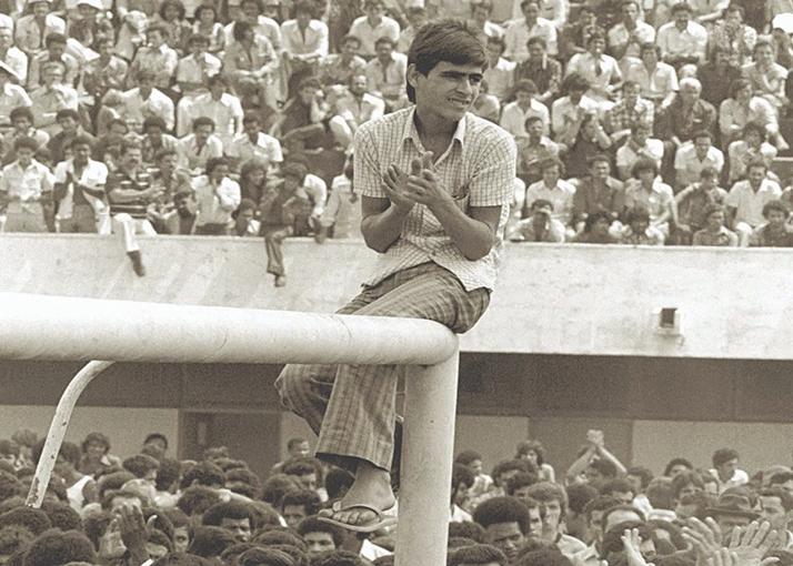 Lugares de Memória dos Trabalhadores #02: Estádio de Vila Euclides, São Bernardo do Campo (SP) – John French