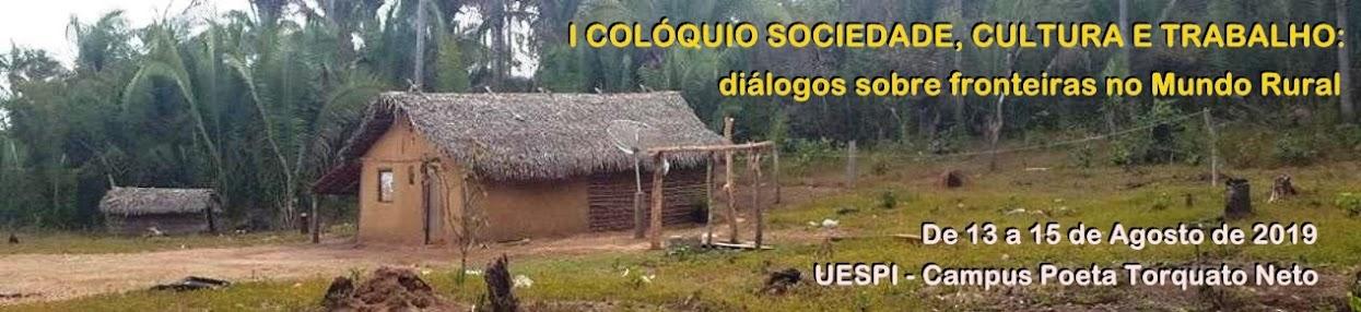 Colóquio sobre Mundo do Trabalho na UESPI, em Teresina
