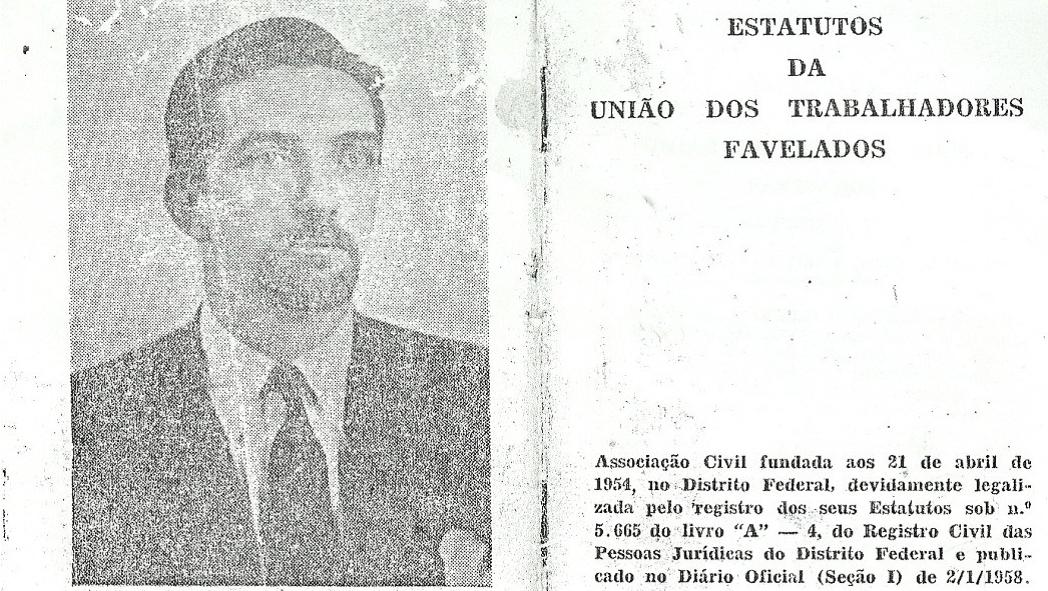 """O """"advogado das favelas"""" e o movimento de trabalhadores favelados do Rio de Janeiro – Samuel Oliveira e Dulce Pandolfi"""