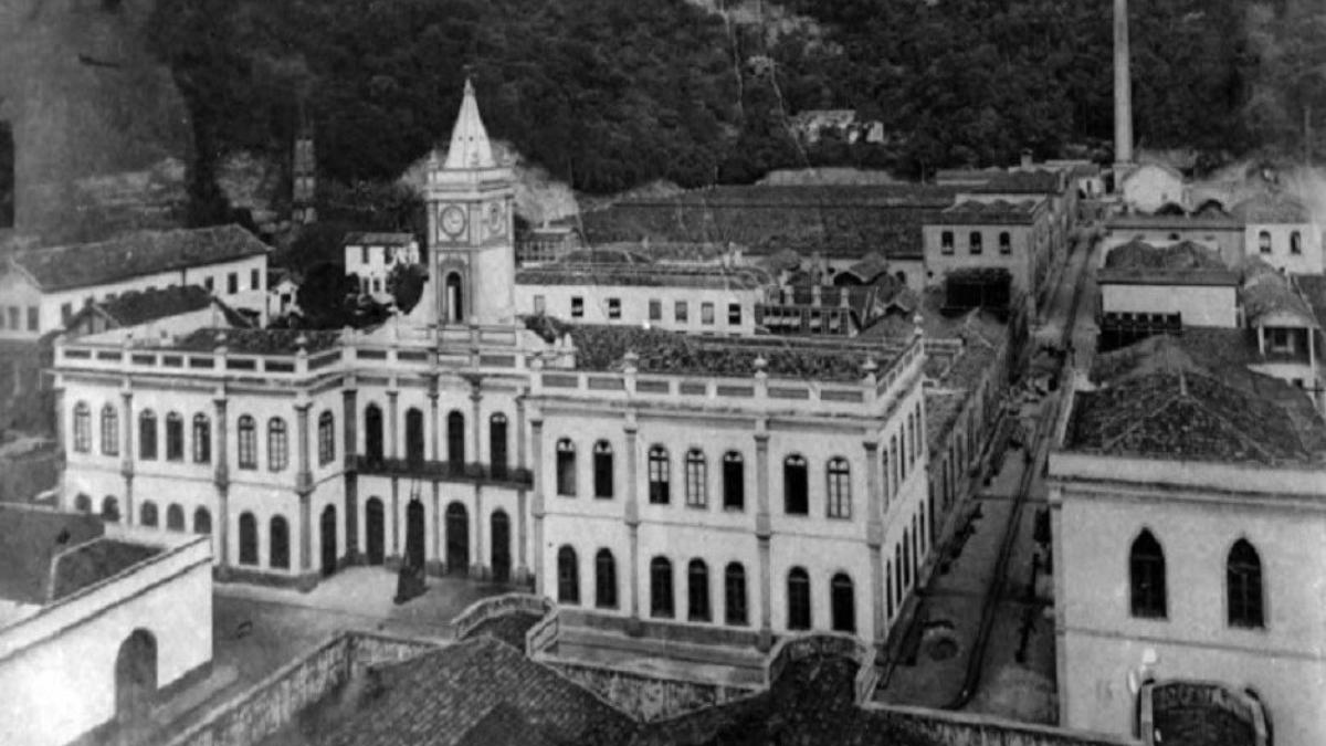 Lugares de Memória dos Trabalhadores #03: Fábrica de Tecidos Aliança, Rio de Janeiro (RJ)  – Isabelle Pires
