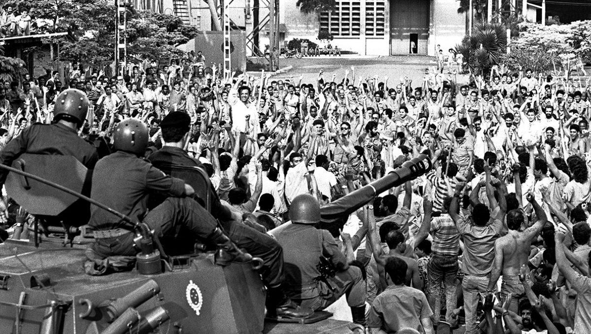 Lugares de Memória dos Trabalhadores #13: Memorial 9 de Novembro, Volta Redonda (RJ) – Alejandra Estevez
