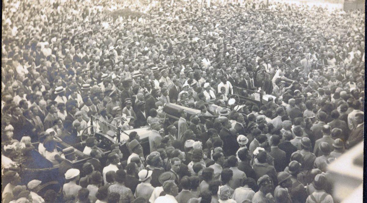 Lugares de Memória dos Trabalhadores #09: Praça Dom Pedro II, Petrópolis (RJ) – Eduardo de Oliveira