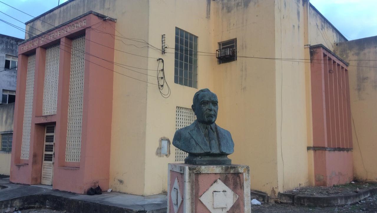 Lugares de Memória dos Trabalhadores #08: Palácio do Trabalhador, Maceió (AL) – Anderson Vieira Moura
