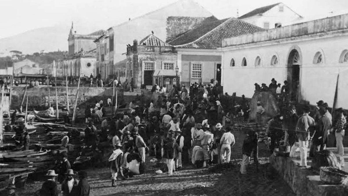 Lugares de Memória dos Trabalhadores #16: Mercado Público de Desterro (Florianópolis – SC)  – Fabiane Popinigis e Henrique Espada Lima