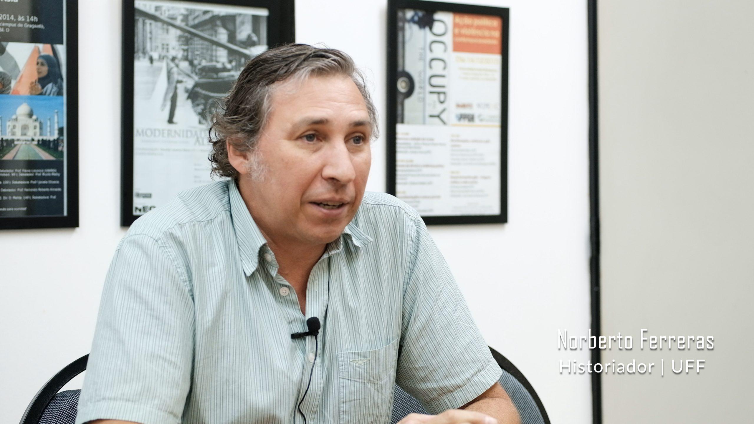 Labuta #08: O que é história social do trabalho? – Entrevista com Norberto Ferreras