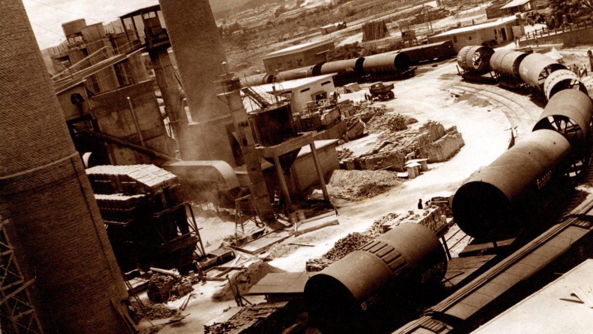 Lugares de Memória dos Trabalhadores #21: Companhia Cimento Portland Itaú, Contagem (MG) – Carolina Dellamore