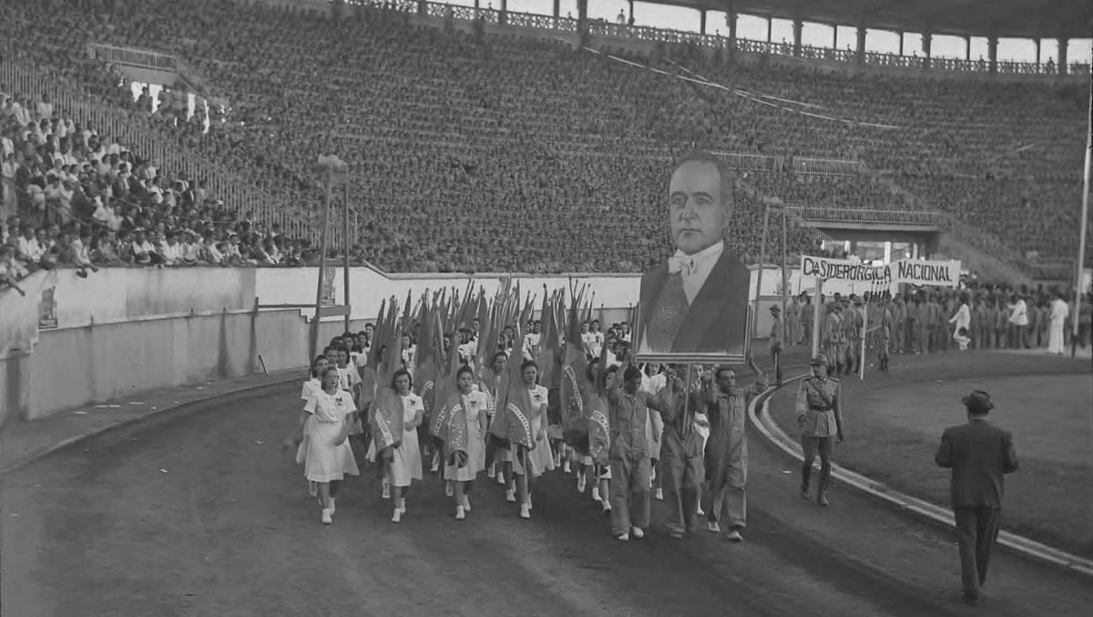 Lugares de Memória dos Trabalhadores #30: Estádio de São Januário, Rio de Janeiro (RJ) – Bernardo Buarque de Holanda