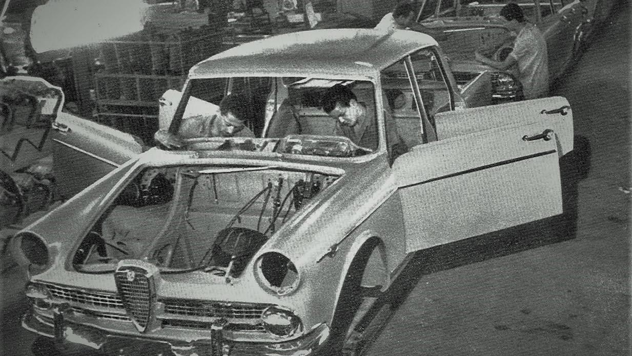 Lugares de Memória dos Trabalhadores #27: Fábrica Nacional de Motores (FNM), Xerém, Duque de Caxias (RJ) – José Ricardo Ramalho