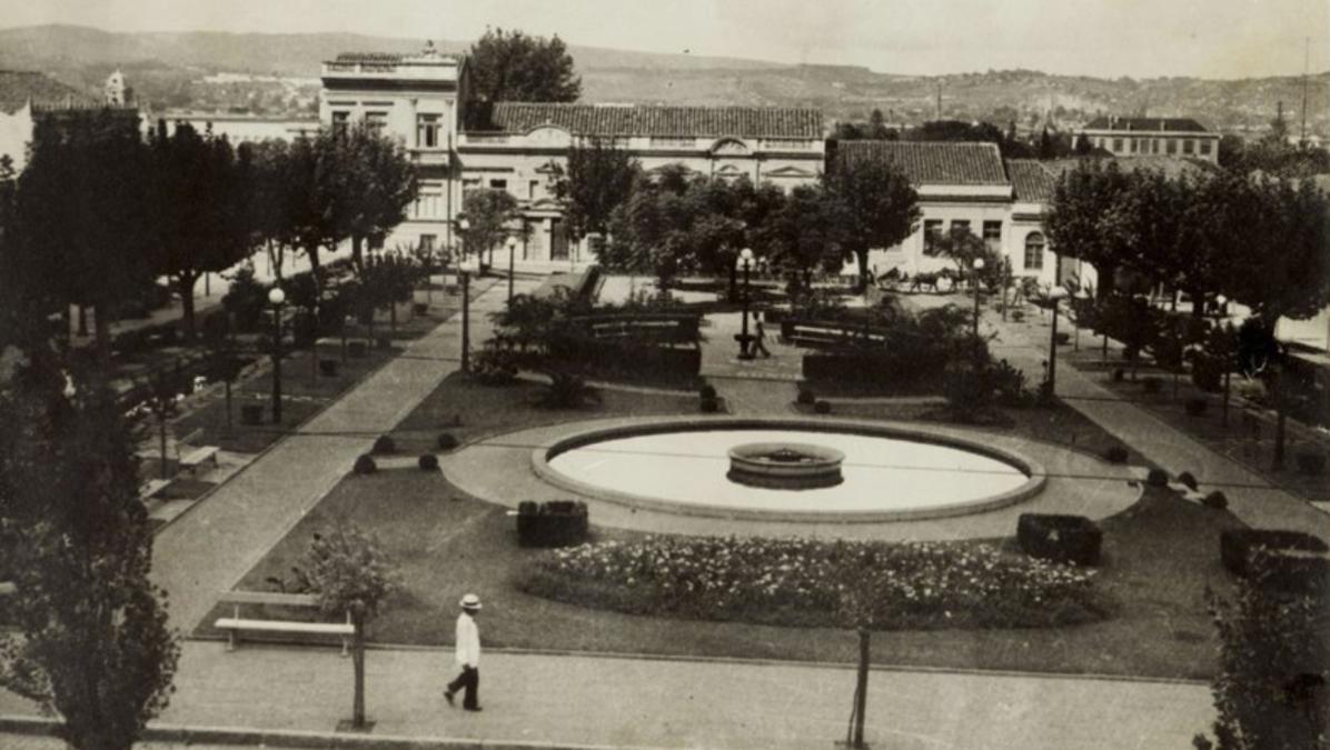 Lugares de Memória dos Trabalhadores #31: Praça da Conceição, Porto Alegre (RS) – Isabel Bilhão