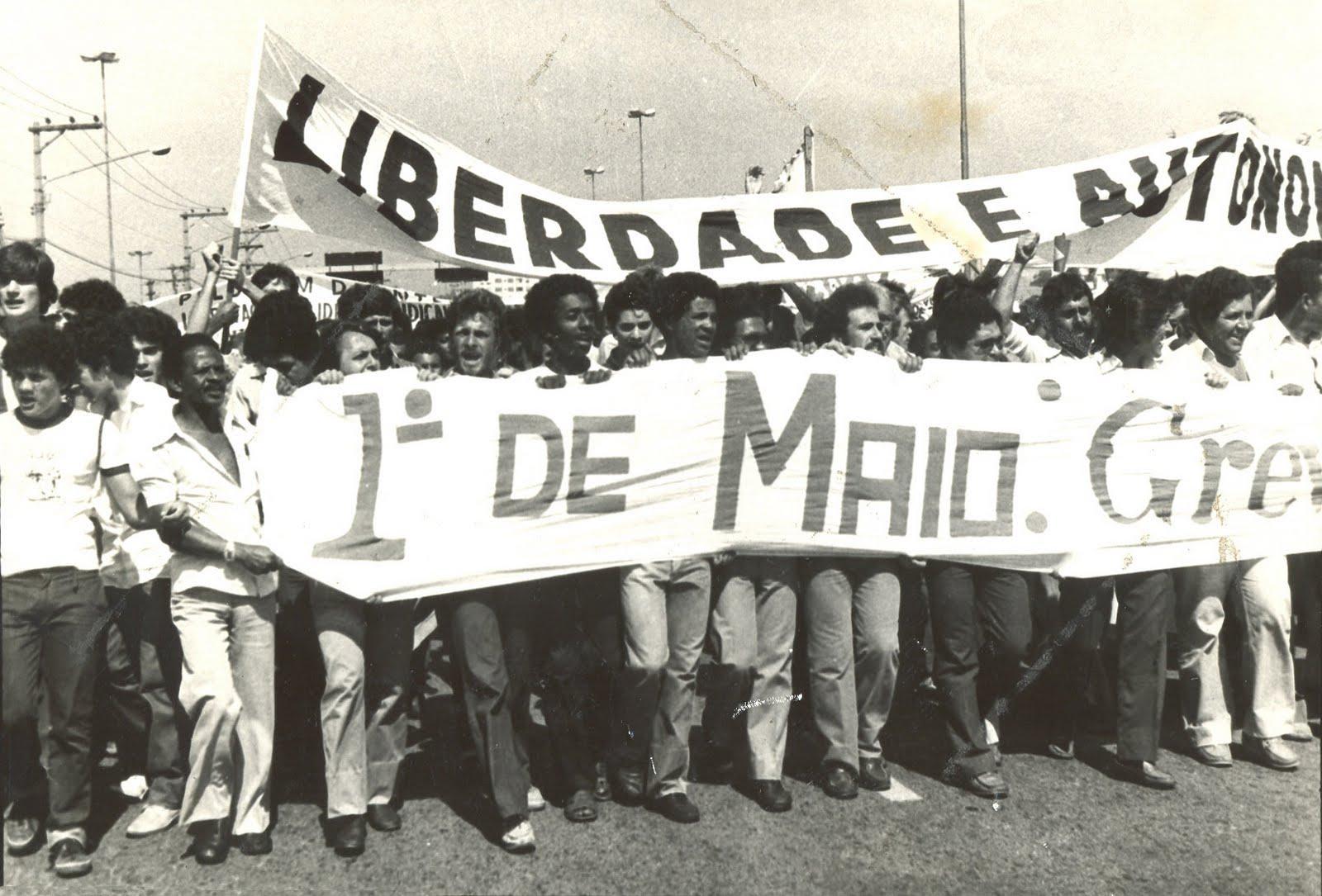 Contribuição especial #04: Panela de pressão: O 1º de maio de 1980 e a greve dos metalúrgicos do ABC, 40 anos de história