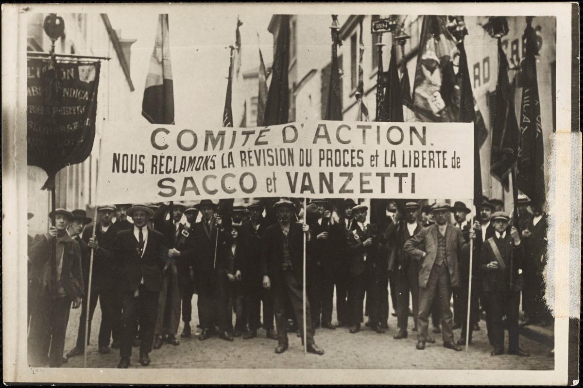 Contribuição especial #03: O grito de justiça de Sacco e Vanzetti ainda ecoa