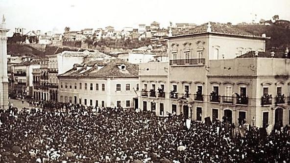 Contribuição especial #05: Os trabalhadores cariocas e as festas da Abolição