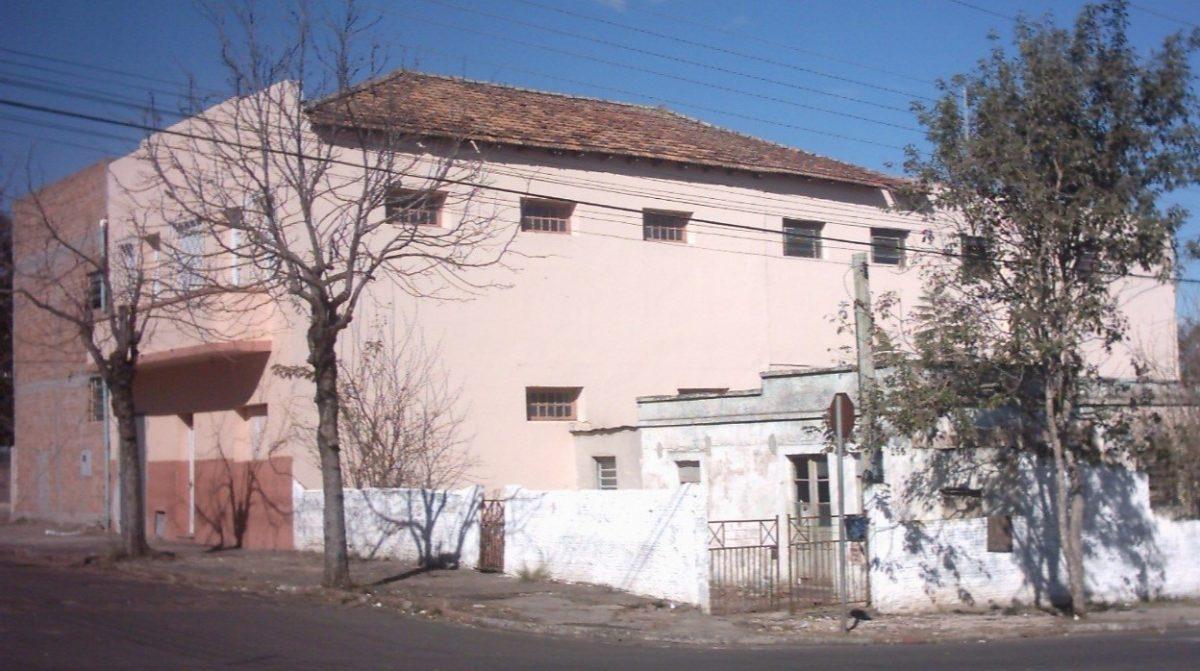 Lugares de Memória dos Trabalhadores #37: Sede da União Operária Primeiro de Maio, Alegrete (RS) – Anderson Pereira Corrêa