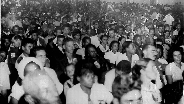 Lugares de Memória dos Trabalhadores #40: Auditório da Secretaria da Saúde de Minas Gerais (Minascentro), Belo Horizonte (MG) – Samuel Oliveira