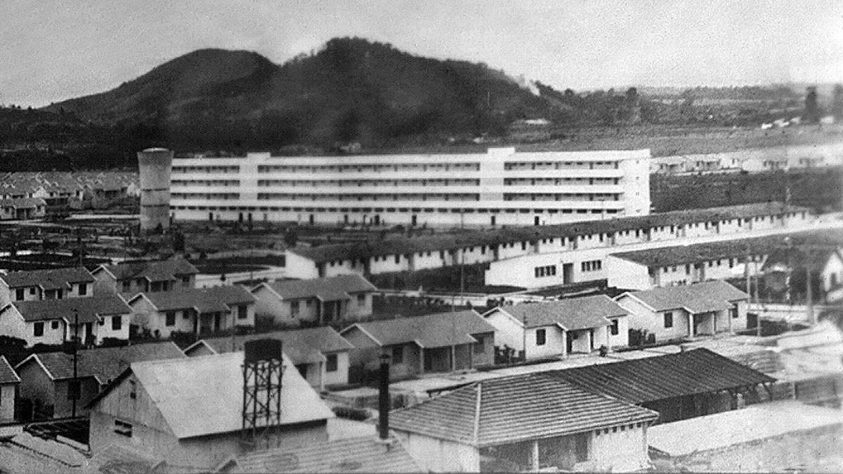 Lugares de Memória dos Trabalhadores #43: Conjunto Residencial do IAPI de Realengo, Rio de Janeiro (RJ) – Andrej Slivnik