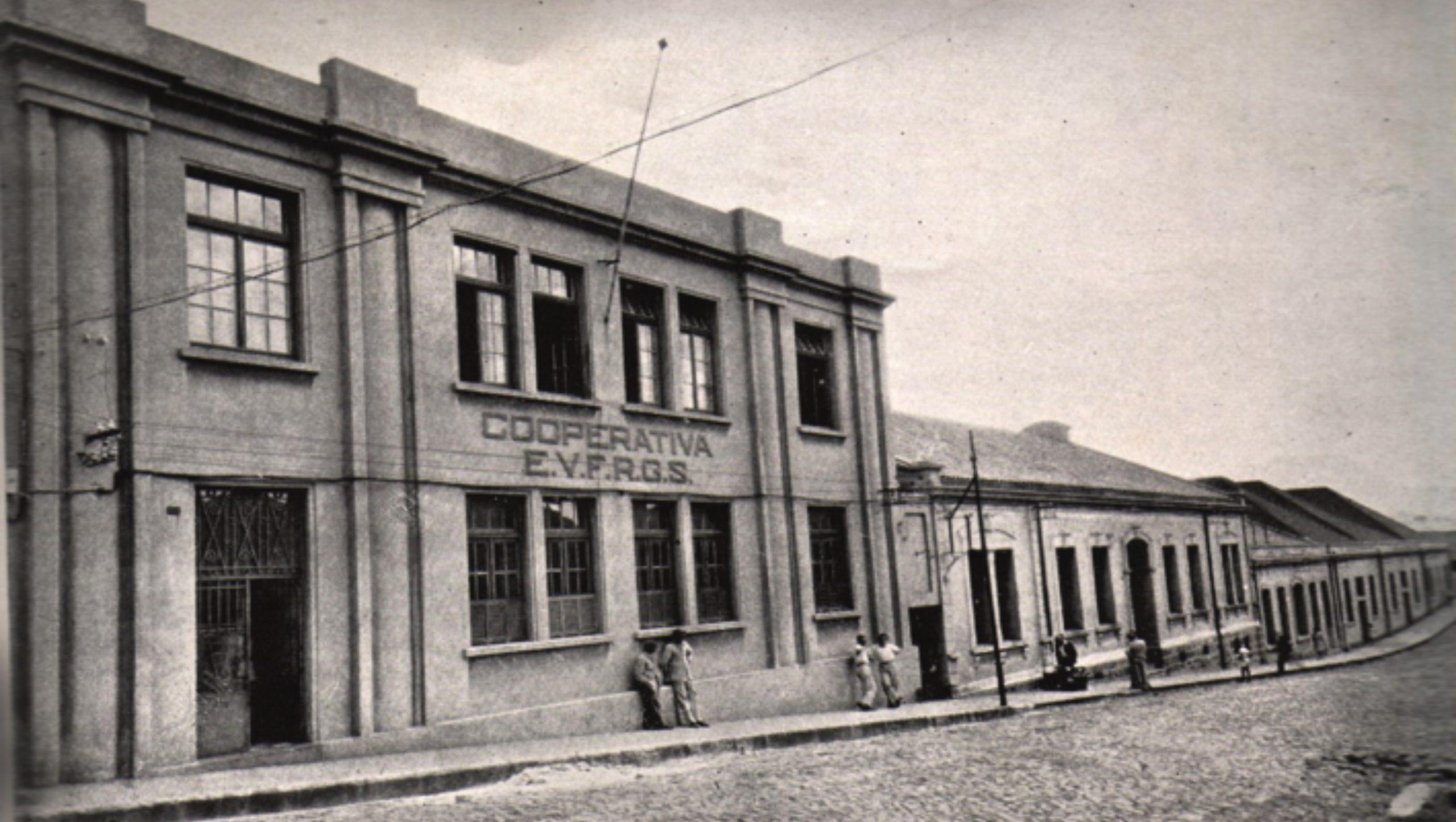 Lugares de Memória dos Trabalhadores #42: Cooperativa dos Ferroviários,  Santa Maria (RS) – Glaucia Vieira Ramos Konrad
