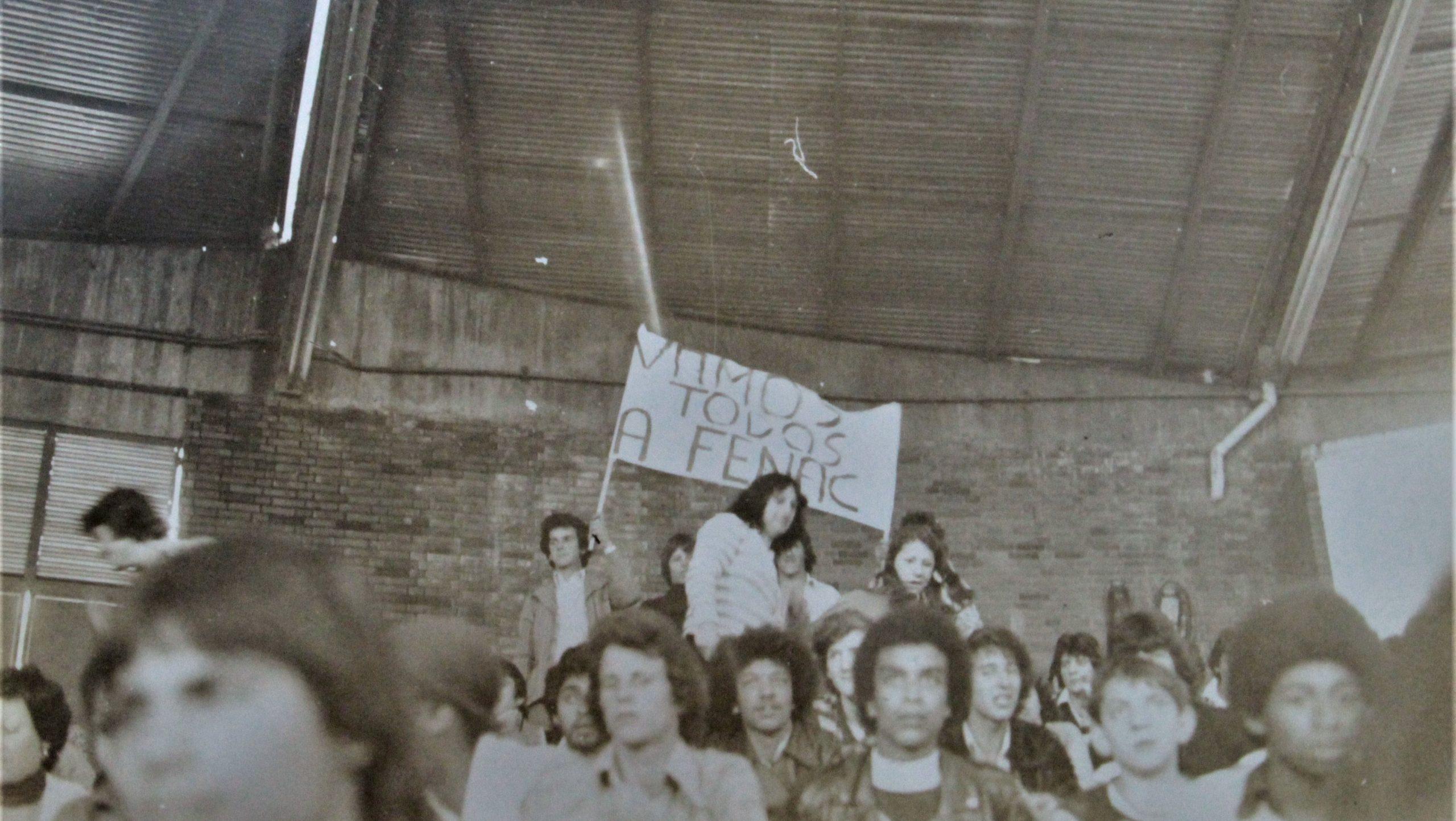Lugares de Memória dos Trabalhadores #49: Ginásio da FENAC, Novo Hamburgo (RS) – Evandro Machado Luciano