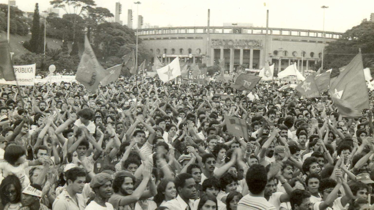 Lugares de Memória dos Trabalhadores #52: Estádio do Pacaembu, São Paulo (SP) – Plínio Labriola Negreiros