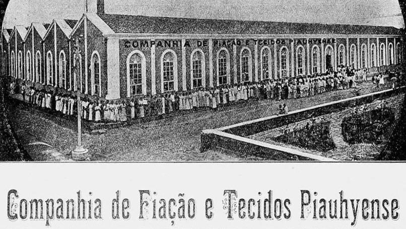Lugares de Memória dos Trabalhadores #51: Companhia de Fiação e Tecidos Piauiense, Teresina (PI) – Felipe Ribeiro