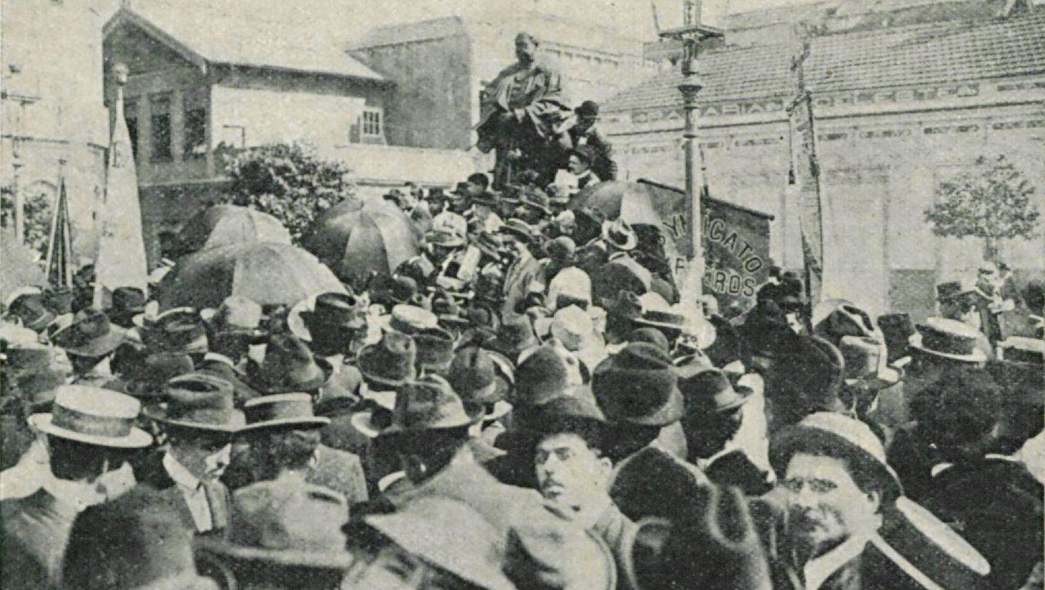Lugares de Memória dos Trabalhadores #53: Igreja e Largo de São Domingos de Gusmão, Rio de Janeiro (RJ) – Patricia Pamplona