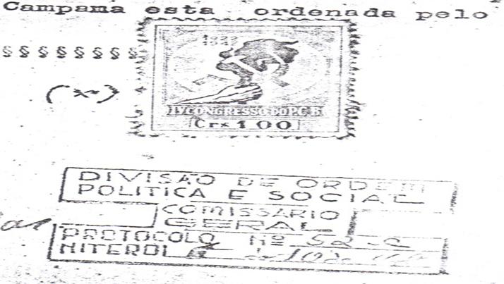 """Artigo """"'Pacatos trabalhadores' e 'micróbios moscovitas': reflexões sobre o uso de fontes da polícia política em pesquisas históricas"""" – Felipe Ribeiro"""