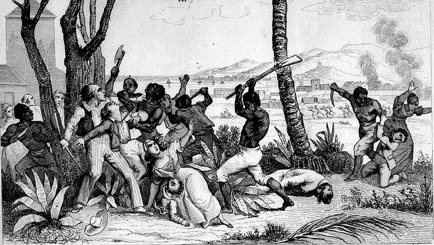 Chão de Escola #05: A revolta escrava do Haiti e o movimento dos trabalhadores e negros pelo mundo