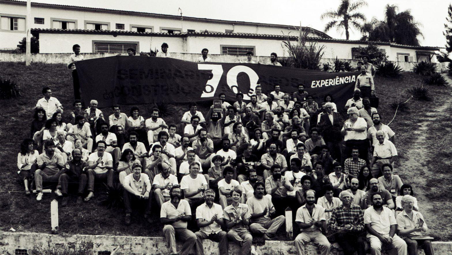 Lugares de Memória dos Trabalhadores #68: Instituto Cajamar, Cajamar (SP) – Valter Pomar e Paulo Fontes
