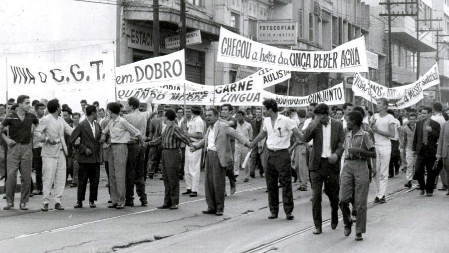 O golpe contra os trabalhadores – Paulo Fontes