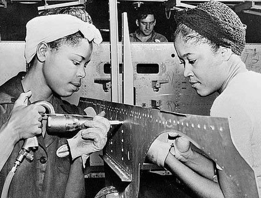 Chão de Escola #09: Mulheres, Segunda Guerra e a emancipação do trabalho feminino