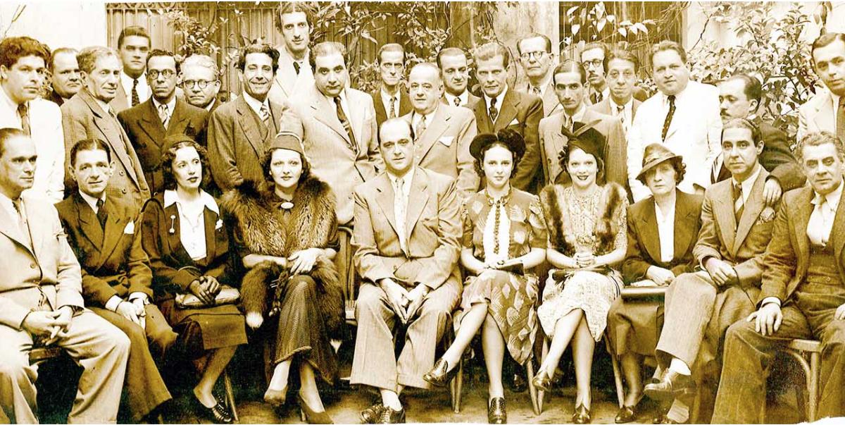 """Artigo """"Trajetória Híbrida: as contribuições de Oduvaldo Vianna para a inserção brasileira no circuito do mercado de entretenimento Latino-Americano (1923 – 1946)"""" – Flavia Veras"""
