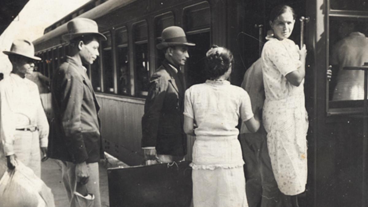 LMT#94: Estação Ferroviária do Brás (Estação do Norte), São Paulo (SP) – Valéria Barbosa de Magalhães e Marilda Menezes